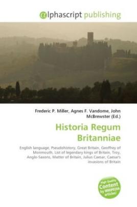 Historia Regum Britanniae