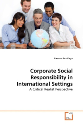 Corporate Social Responsibility in International Settings