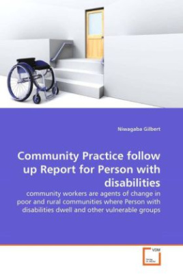 Community Practice follow up Report for Person with disabilities