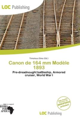 Canon de 164 mm Modèle 1893