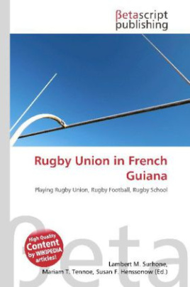 Rugby Union in French Guiana