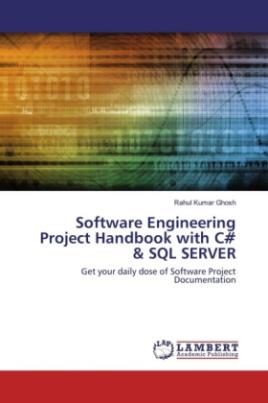 Software Engineering Project Handbook with C sharp & SQL SERVER