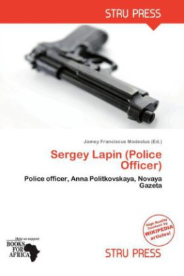 Sergey Lapin (Police Officer)