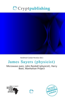 James Sayers (physicist)