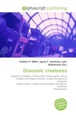 Draconic creatures