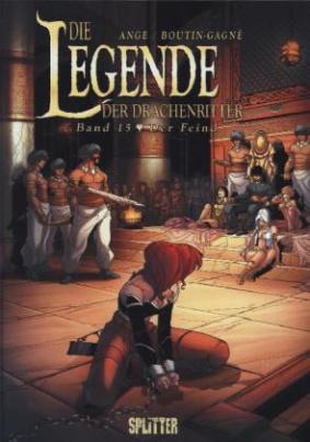 Die Legende der Drachenritter - Der Feind