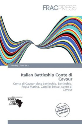 Italian Battleship Conte di Cavour