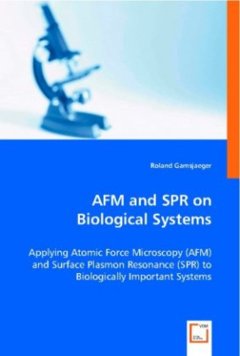 AFM and SPR on Biological Systems