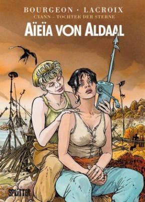 Cyann, Tochter der Sterne - Aïeïa von Aldaal