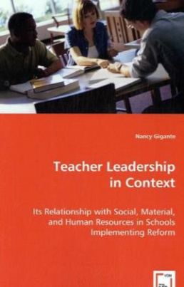 Teacher Leadership in Context