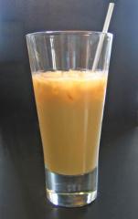 Orangen-Espresso-Shake