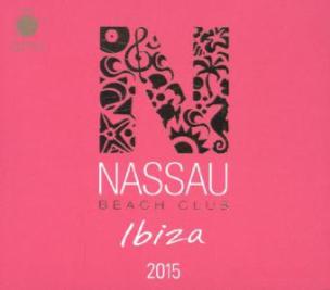 Nassau Beach Club Ibiza 2015, 2 Audio-CD
