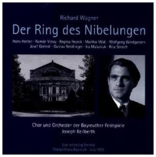 Der Ring des Nibelungen, 12 Audio-CDs