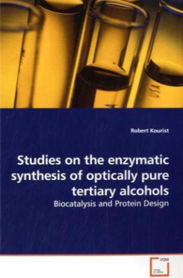 Studies on the enzymatic synthesis of optically pure tertiary alcohols