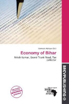 Economy of Bihar