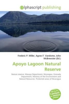 Apoyo Lagoon Natural Reserve
