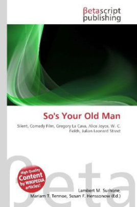 So's Your Old Man