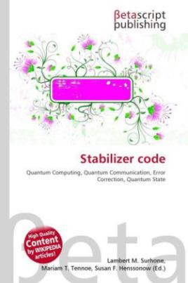 Stabilizer code