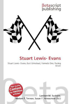 Stuart Lewis- Evans