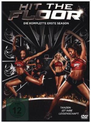 Hit the Floor, 3 DVD. Season.1