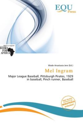 Mel Ingram