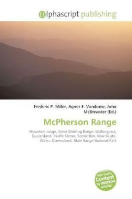 McPherson Range