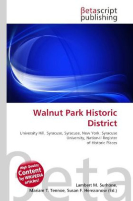 Walnut Park Historic District