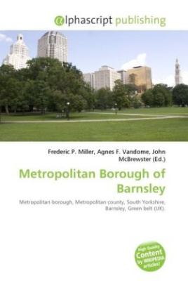 Metropolitan Borough of Barnsley