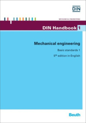 Mechanical engineering, Basic standards. Vol.1