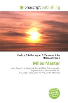 Miles Master