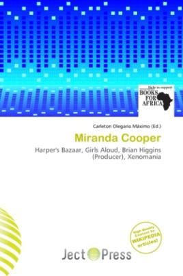Miranda Cooper