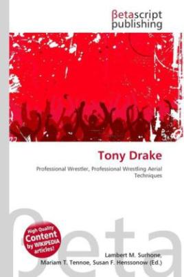 Tony Drake