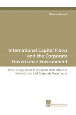 International Capital Flows and the Corporate  Governance Environment
