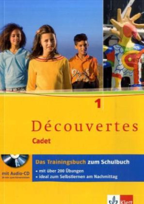 Cadet: Trainingsbuch, m. Audio-CD