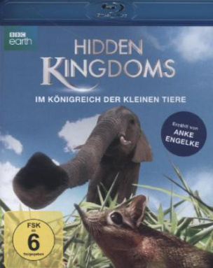 Hidden Kingdoms, 1 Blu-ray