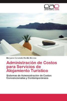 Administración de Costos para Servicios de Alojamiento Turístico