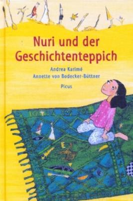 Nuri und der Geschichtenteppich