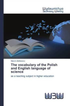 The vocabulary of the Polish and English language of science