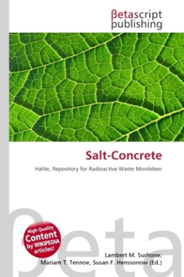 Salt-Concrete