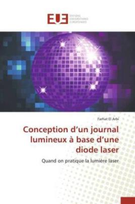 Conception d'un journal lumineux à base d'une diode laser