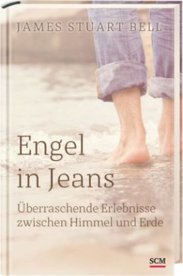 Engel in Jeans