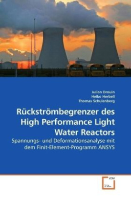 Rückströmbegrenzer des High Performance Light Water Reactors