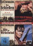 Das Schießen / Der Ritt im Wirbelwind, DVD