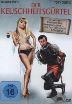 Der Keuschheitsgürtel, 1 DVD