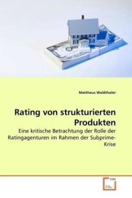 Rating von strukturierten Produkten