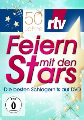 50 Jahre RTV - Feiern mit den Stars (DVD)