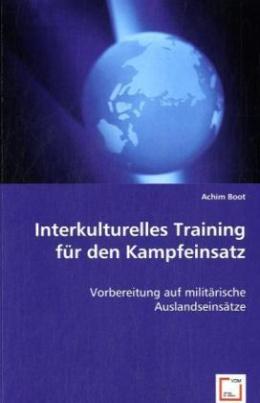 Interkulturelles Training für den Kampfeinsatz