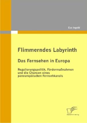 Flimmerndes Labyrinth: Das Fernsehen in Europa   Regulierungspolitik, Fördermaßnahmen und die Chancen eines paneuropäischen Fernsehkanals