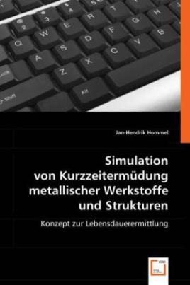 Simulation von Kurzzeitermüdung metallischer Werkstoffe und Strukturen