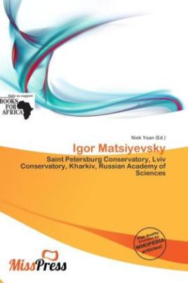 Igor Matsiyevsky